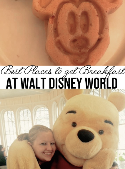 Best Places to Grab Breakfast at Walt Disney World