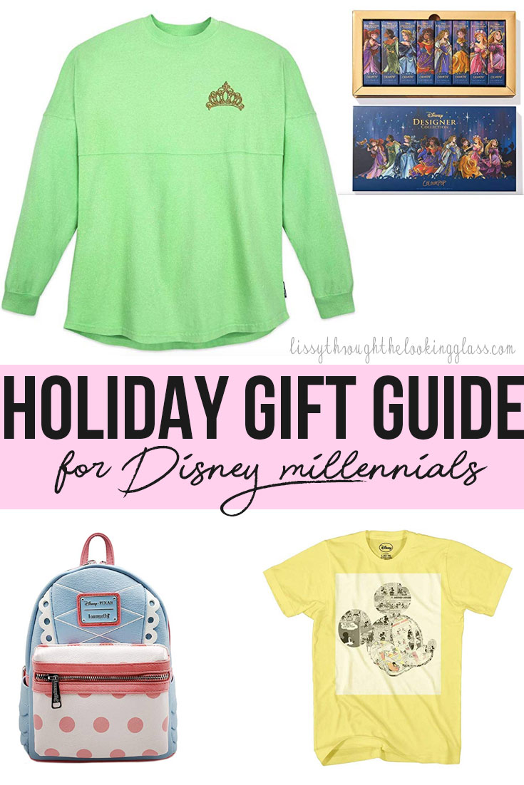 Disney Gift Guide for Childless Millennials