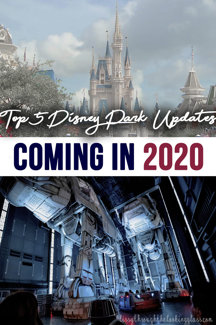 Disney Parks Updates 2020