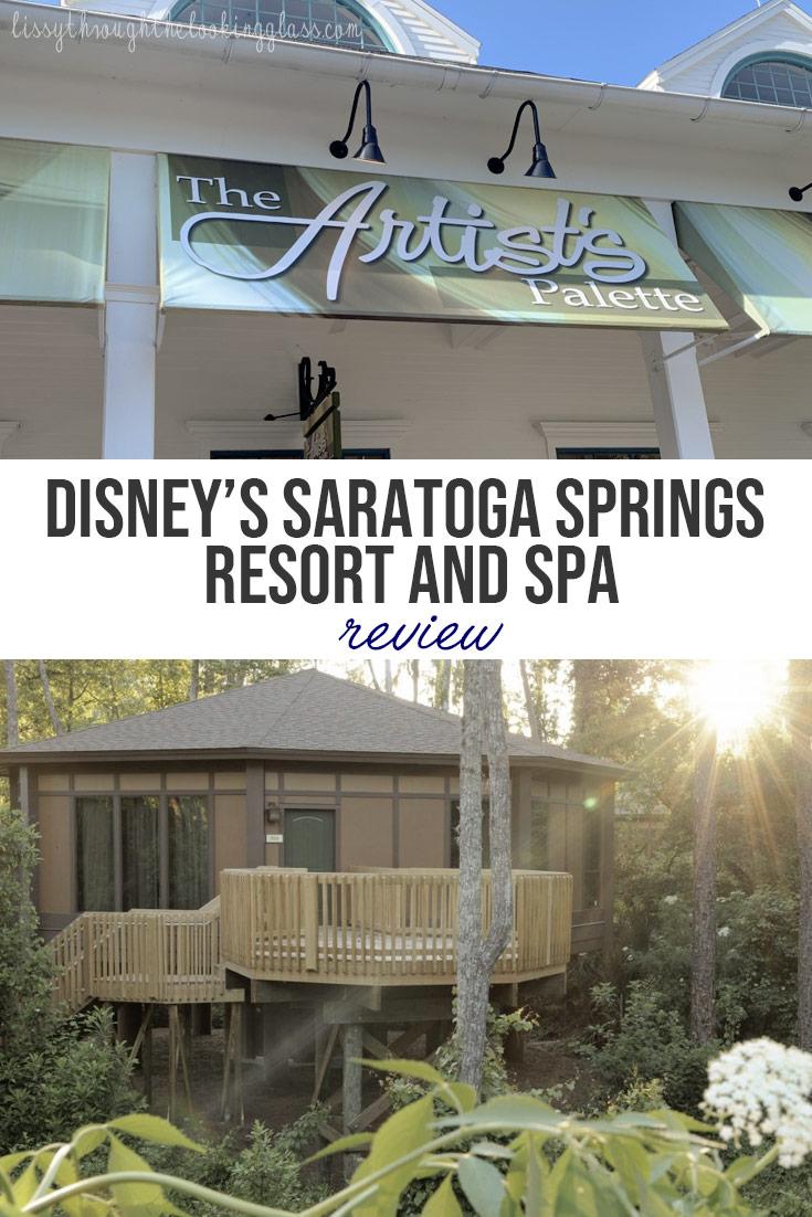 saratoga springs resort review