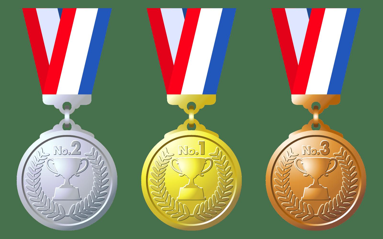 夏季オリンピックで日本が獲得したメダル数
