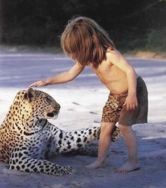 10 crianças que são mais corajosas que você | DABUN'S PAGE