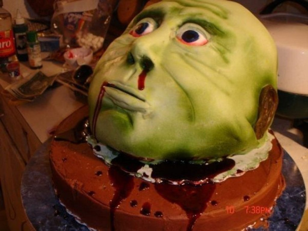 Unusual Cakes Bake