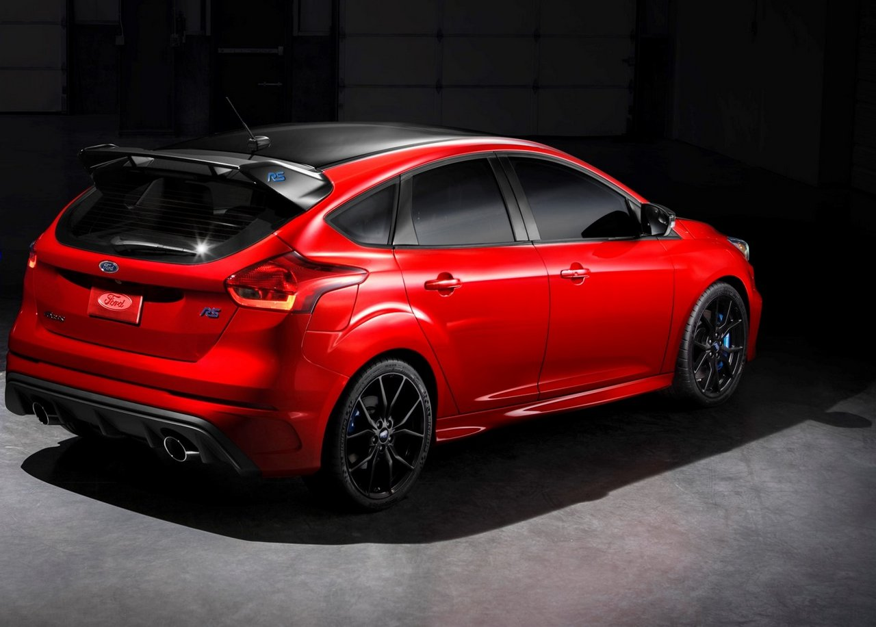 Ford Focus Rs Limited Edition 2018, Una Despedida Con