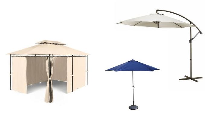 Les meilleurs parasols pour votre terrasse et votre jardin  – Avis, tarifs 2020