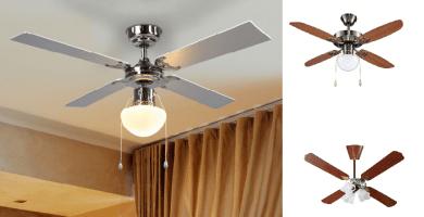 El mejor ventilador de techo