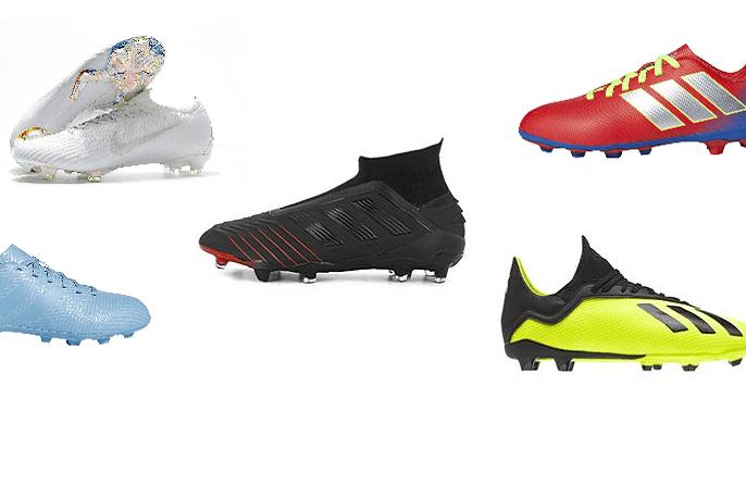 Acheter les meilleures chaussures de football 2020