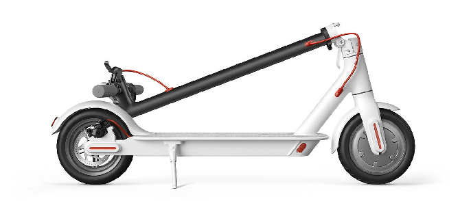 Sistema de plegado de patinete eléctrico Xiaomi Mi Scooter M365
