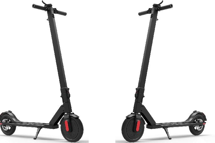 opinión patinete eléctrico megawheels S5