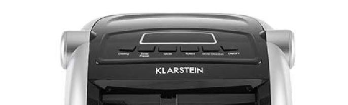 Panel del Klarstein Maxfresh