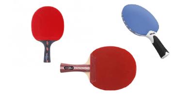La mejor raqueta de ping pong