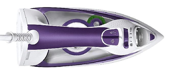 Análisis de la plancha Bosch Sensixx'x DA50