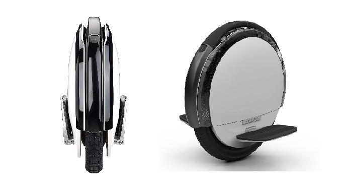 Prestaciones del monociclo eléctrico Segway One S2