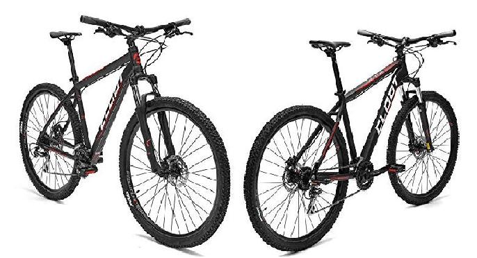 evaluación de la bicicleta montaña Cloot 29-XR Trail 900 27V