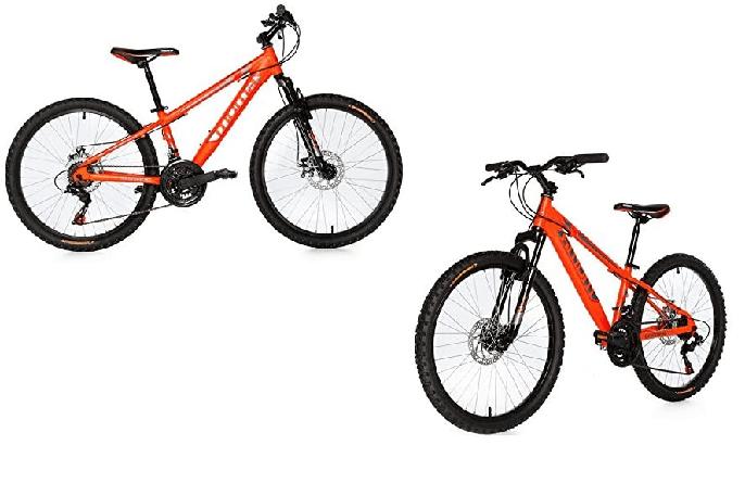 Valoración Bicicleta infantil Moma Bikes GTT24