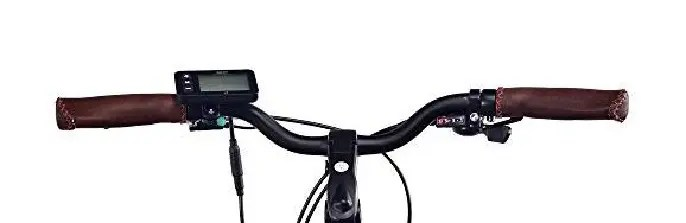 Pantalla LED de la bicicleta eléctrica NCM Milano