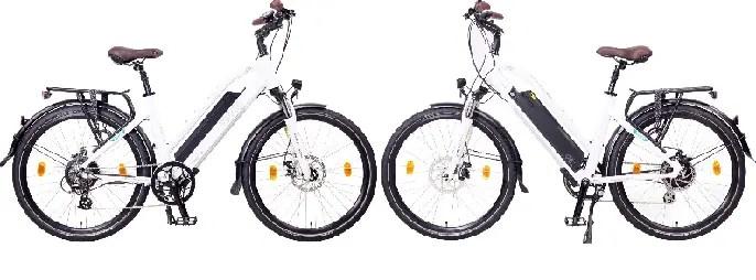 Evaluación bicicleta eléctrica NCM Milano
