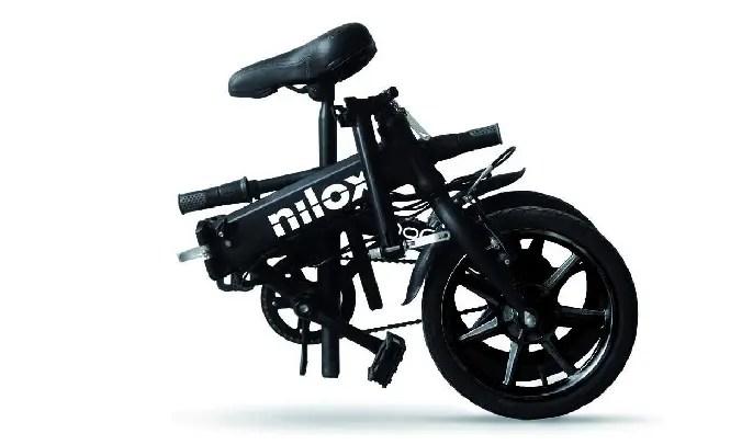 Nilox X2 plus plegada