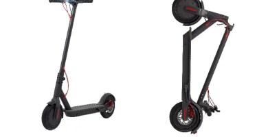 Valoración patinete Ecogyro GScooter S9