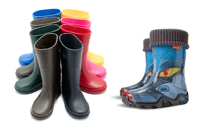 comprar las mejores botas de agua infantiles