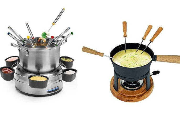 Comprar la mejor fondue