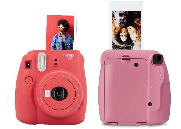 Ventajas de la cámara Fujifilm Instax Mini 9