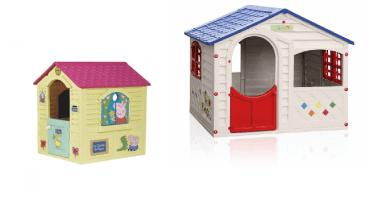 Mejores casitas de jardin para niños