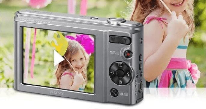 Opiniones de los compradores de la cámara Sony DSC-W810