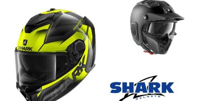 Mejores cascos de moto Shark