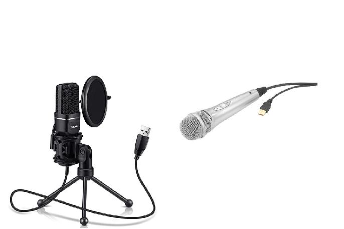 Los mejores micrófonos USB