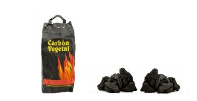 comprar carbón vegetal para barbacoa