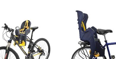comprar mejor silla infantil bicicleta