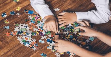 mejores puzzles para niños