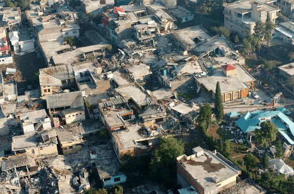 2005 Kashmir Earthquake