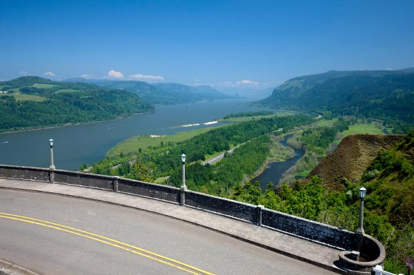 Columbia River Highway USA