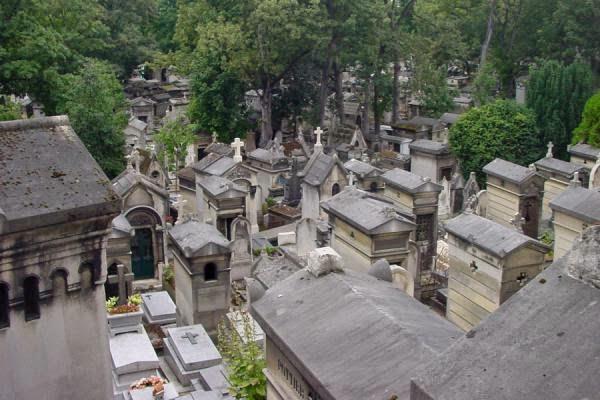 Haunted Père Lachaise Cemetery 2