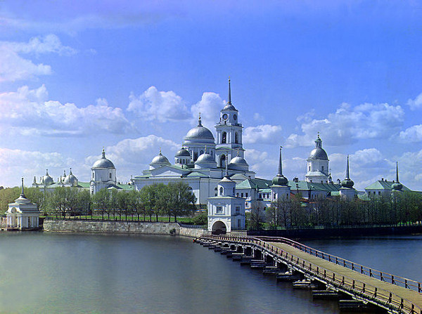 Nilov Monastery on Stolbnyi Island Russia is on top of the list of 10 most spectacular monasteries in the world