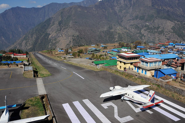 Tenzing-Hillary Airport- Lukla Airport
