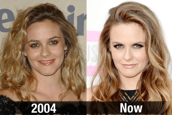 Alicia Silverstone Never Aging