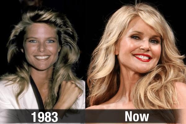 Christie Brinkley Never Aging
