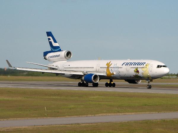 Finnair Finland