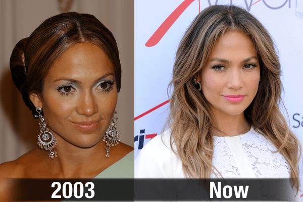 Jennifer Lopez Never Aging