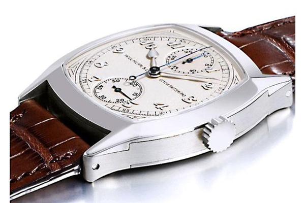 Patak Philippe 1928 Single Button Chronograph Watch