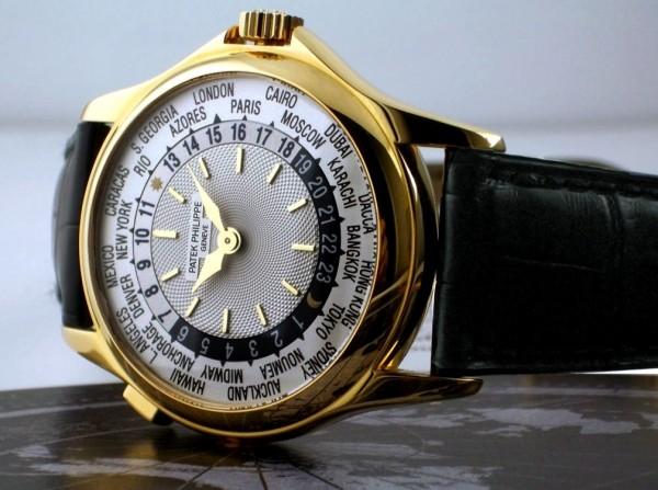 Patak Philippe Platinum World Time