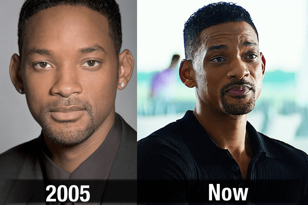Will Smith Never Aging