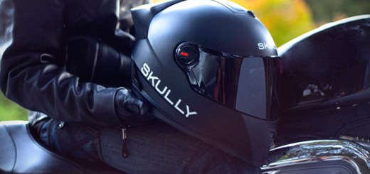 Skully Smart Helmet