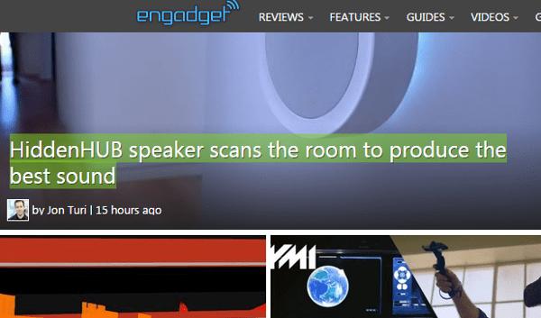 Engadget Tech Blog