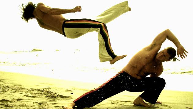 Sambo Martial Arts from Russia