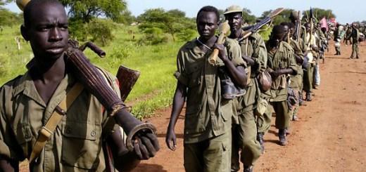 Sudan rebels