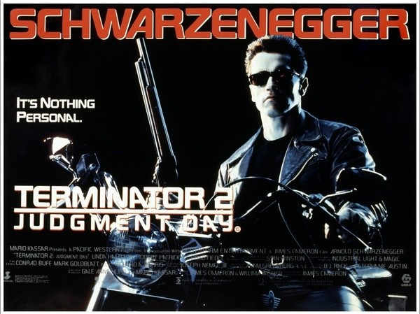 Terminator 2 - Judgement Day